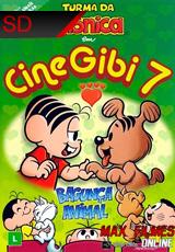 Turma da Mônica em Cine Gibi 7 – Bagunça Animal