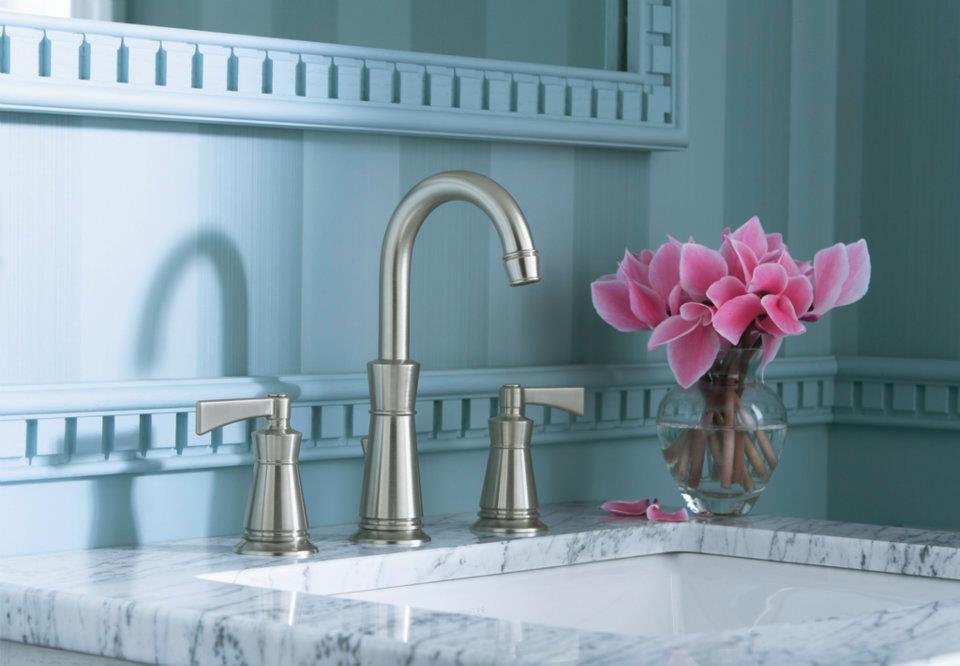 The Bath Showcase Transitional Bathroom Faucets