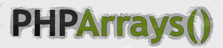 Basic Tutorial : PHP Multidimensional Array Function Plus Example