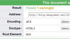 posting valid html