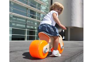 moto de disseny per nens BIT