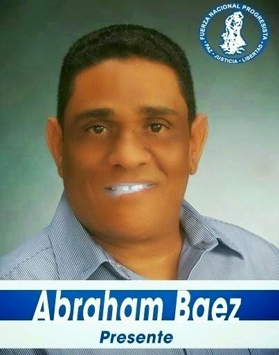 Abraham Báez!