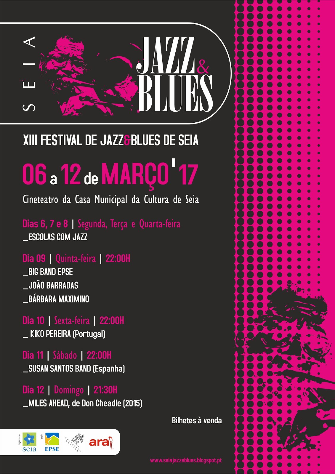 XIII SEIA JAZZ & BLUES