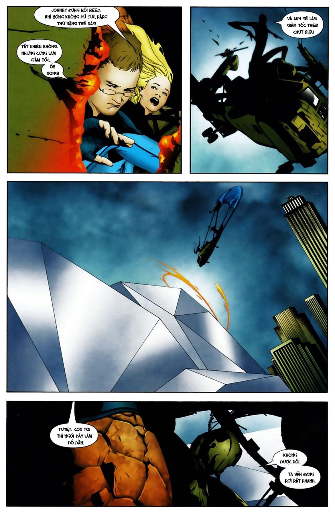 Ultimate Fantastic Four chap 19 - Trang 8