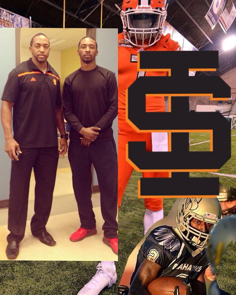 Cali Gold Mine For Lorenzo Terry Playing For Idaho State Will
