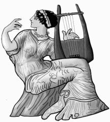 kithara : ancient Greece