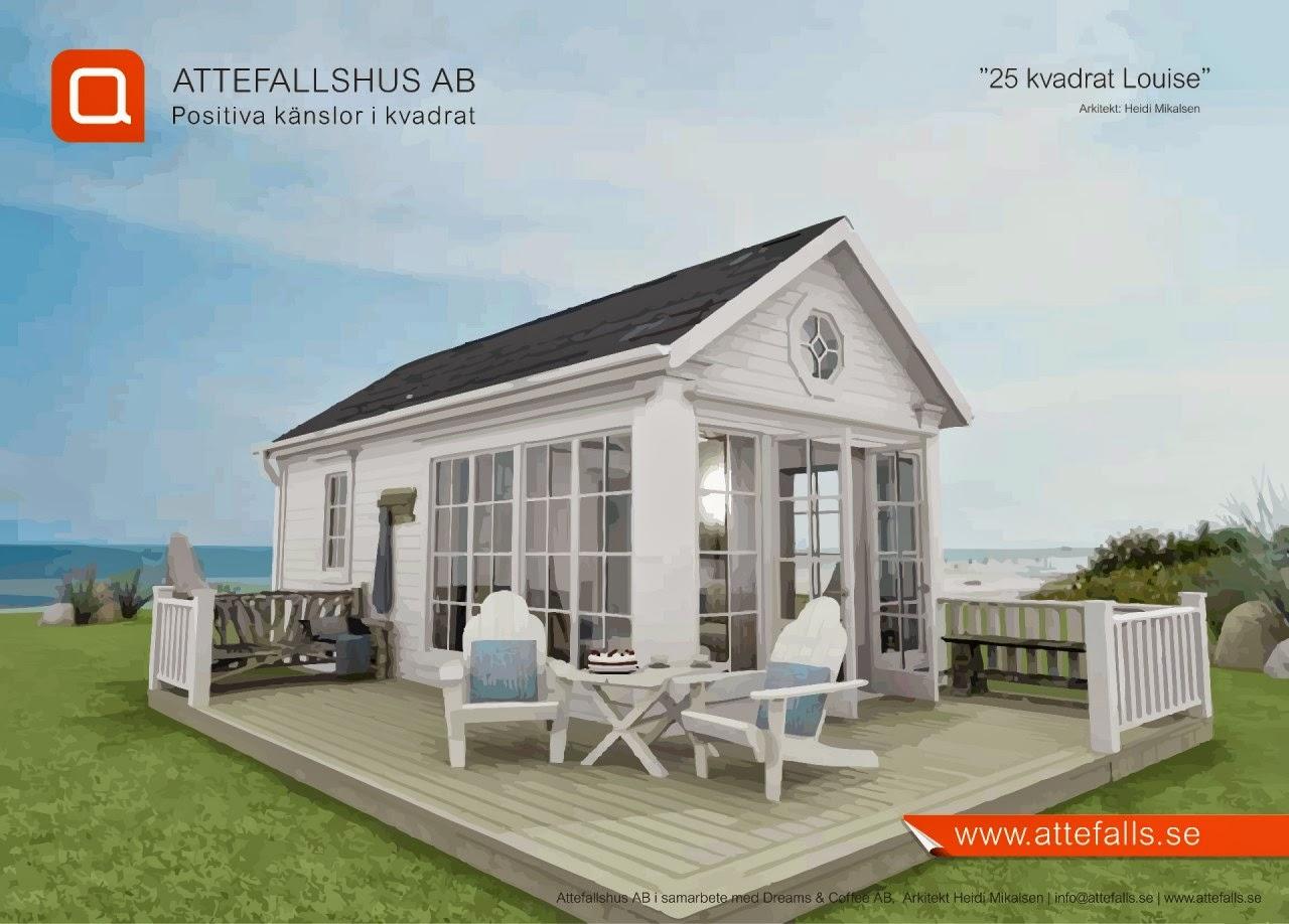 Dreams & Coffees arkitekt- och projektblogg: Attefallshus AB ...