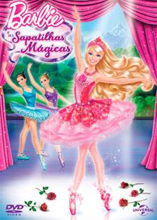 Download Barbie e as Sapatilhas Mágicas RMVB + AVI Dublado + Torrent