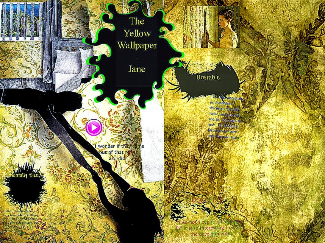 View Original Size Yellow Wallpaper Sparknotes Background 15 1080p