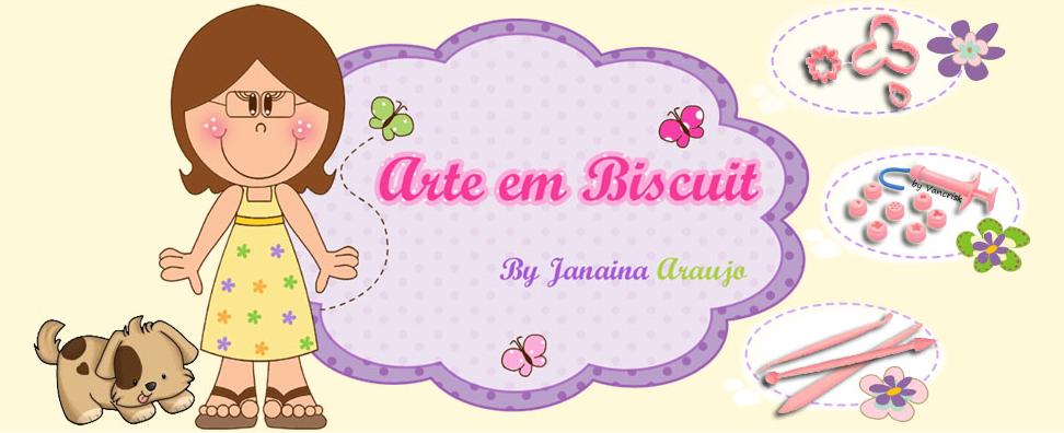 Janaina Araujo Arte em Biscuit