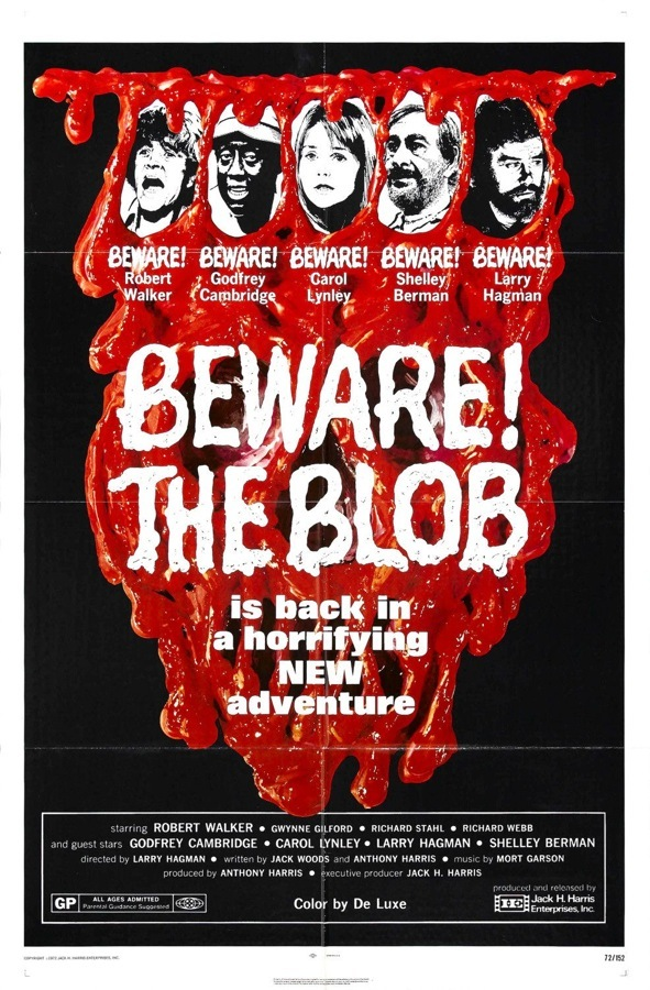 Every 70s Movie: Beware! The Blob (1972)