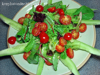 Italian green salad mix
