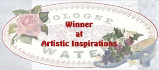 Artistic Inspirations Winner