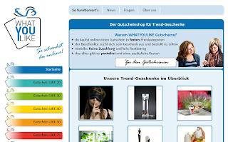Test Blog Erfahrungsbericht Bewertung Whatyoulike Shop Geschenke