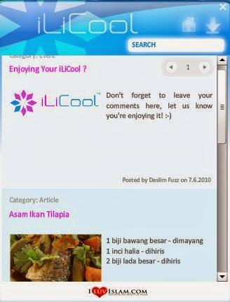 ilicool iLuvislam.com Lancarkan iLi Platform™ & iLiCool™