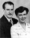Theodore Roscoe with his wife, Rosamond