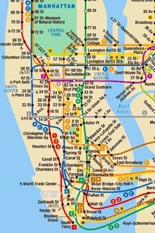 lower manhattan tourist map pdf