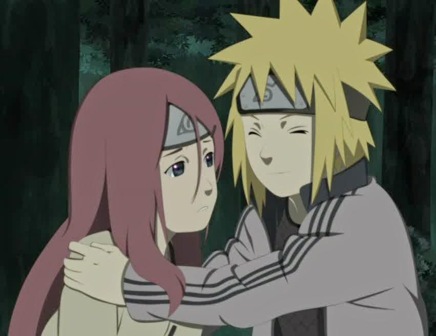 Kisah Pengorbanan Sebuah Cinta Dalam Serial Naruto Part 1 Naruto