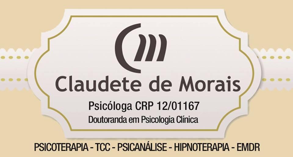 Psicologia Clínica - Claudete de Morais