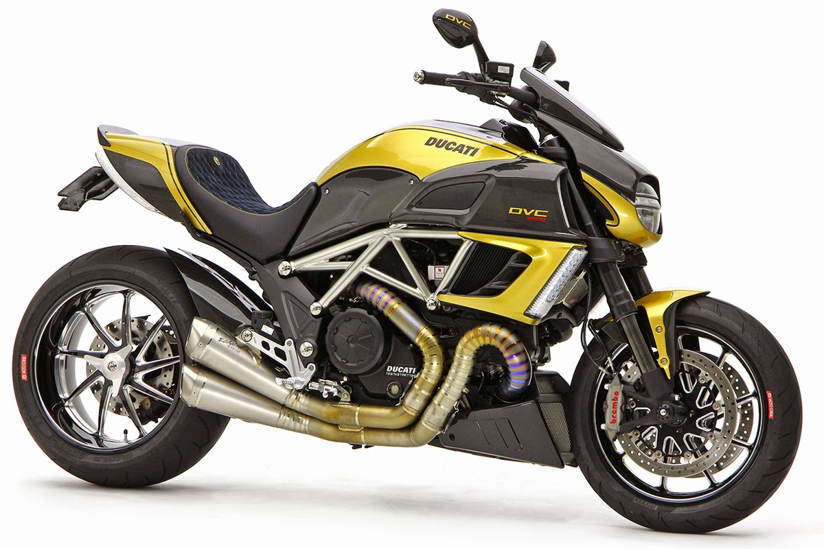 racing caf ducati diavel dvc 6 by moto corse. Black Bedroom Furniture Sets. Home Design Ideas