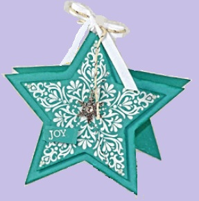 Stars framelits zena kennedy independent stampin up demonstrator
