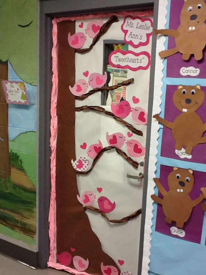 Classroom Decoration Ideas For Grade 7 ~ Life in first grade valentine s door and tornadoes