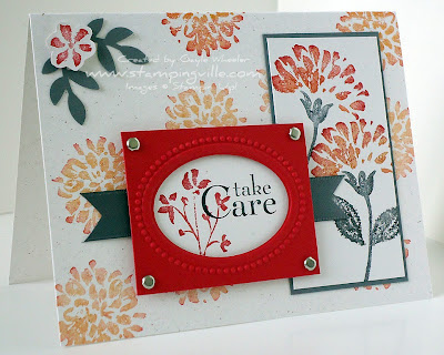 Love & Care Rubber Stamp Set by Stampin' Up!