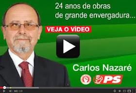 VÍDEO - Promocional da candidatura do PS - nº 1