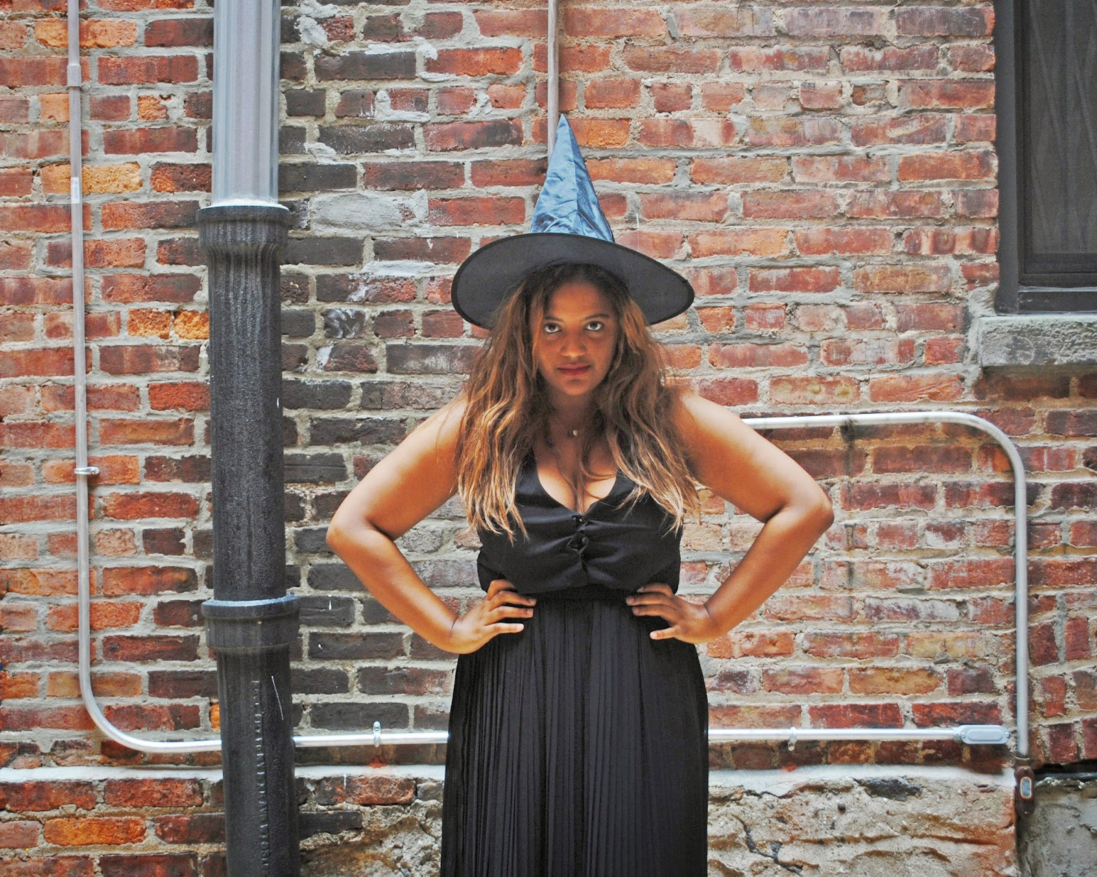 Edie's Closet, Lets Link Up: Halloween Version, The Glamest Witch of the East