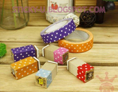 Macey's Printed Fabric Tapes