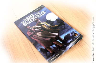 The Hound of the Baskervilles Graphic Novel by Campfire