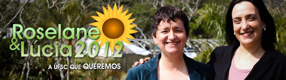 ROSELANE E LÚCIA - 2012