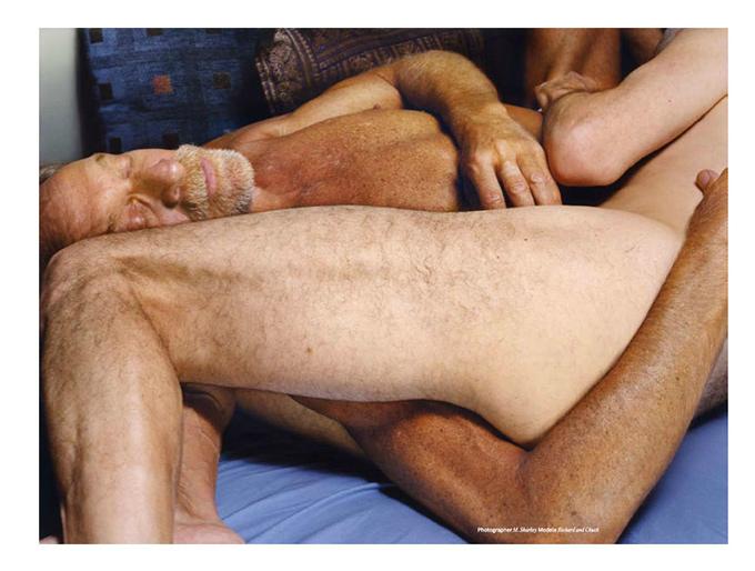Gay Senior Citizen Porn