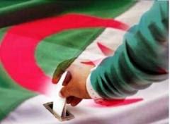 الانتخابات المحلية في الجزائر 2012