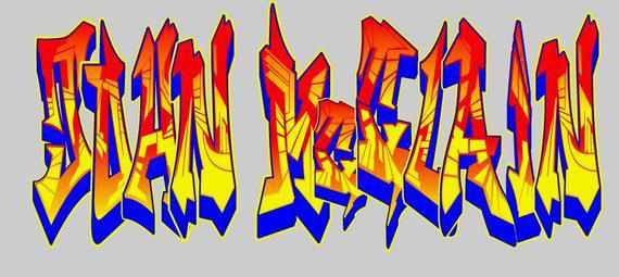 Flava Graffiti Alphabet Letters Graffiti Alphabet Flava
