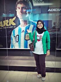 I Heart Messi