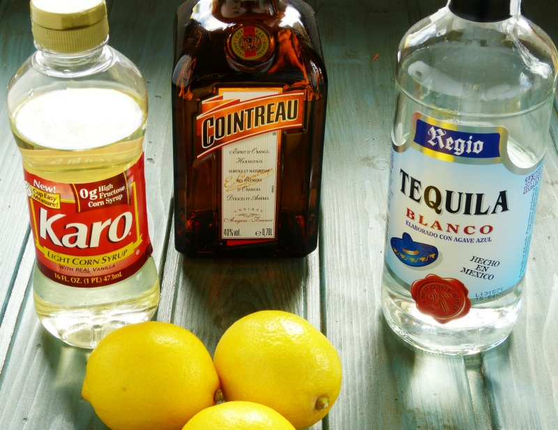 ingrediente margarita