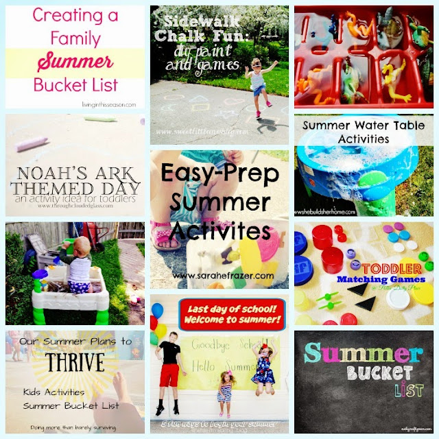While I'm Waiting...summer blog hop