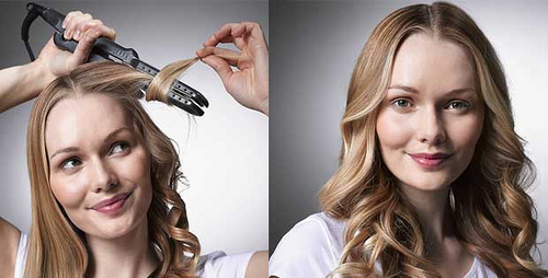 bikin Rambut Keriting Indah Sendiri yuk | trik tips cara