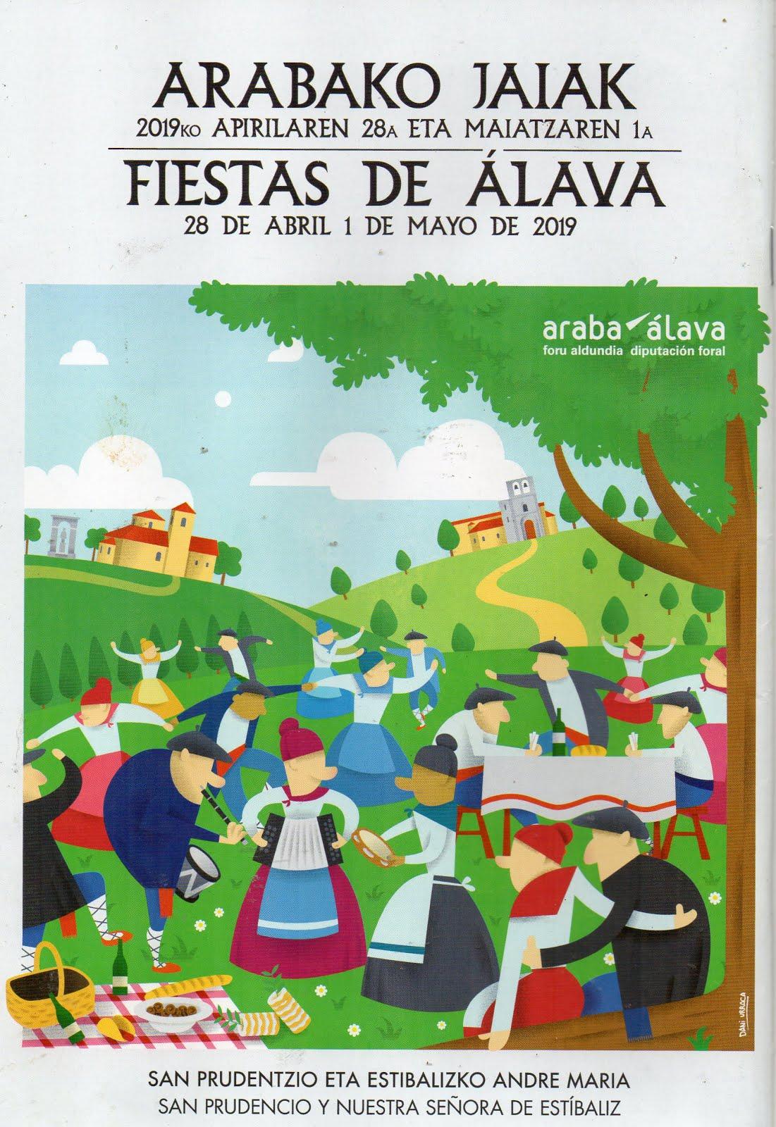 FIESTA DE SAN PRUDENCIO