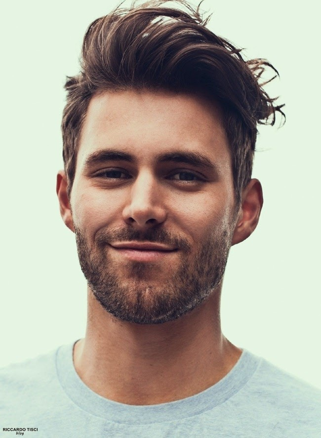 2015 Men's Hairstyles & Haircuts Trends