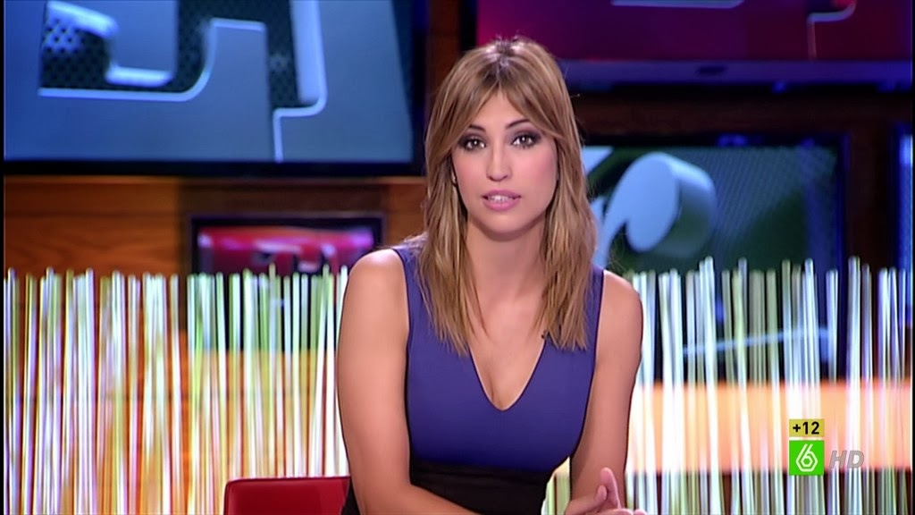 SANDRA SABATES, EL INTERMEDIO (30.09.13)