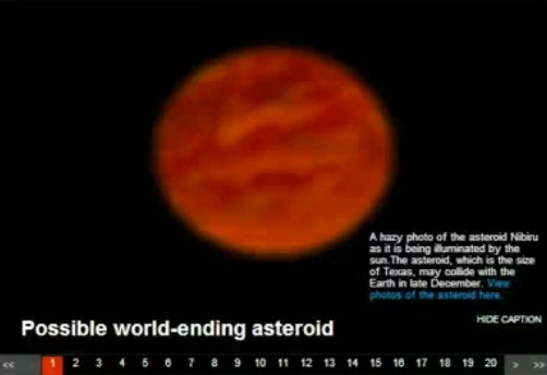 nibiru asteroid - photo #11