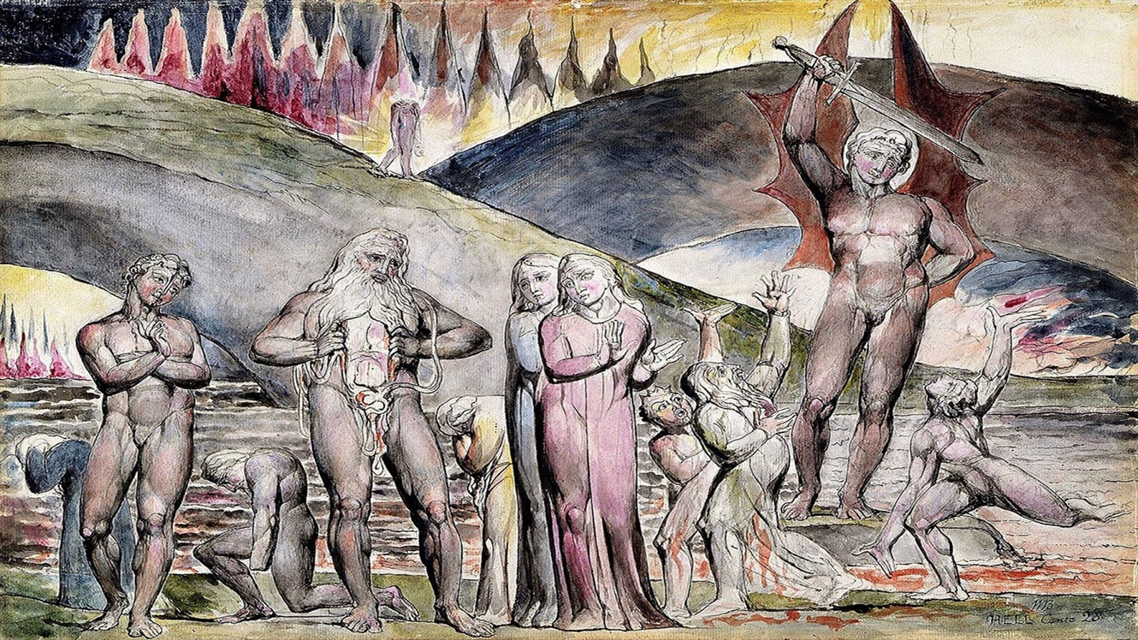 essays in dantes divine comedy Dante alighieri examines the problem of self throughout the divine comedy  and can be corrupt prevents an adept reader from writing dante off as representing.