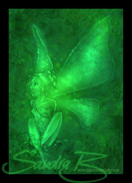 Tinker Bell por SplatterPhoenix