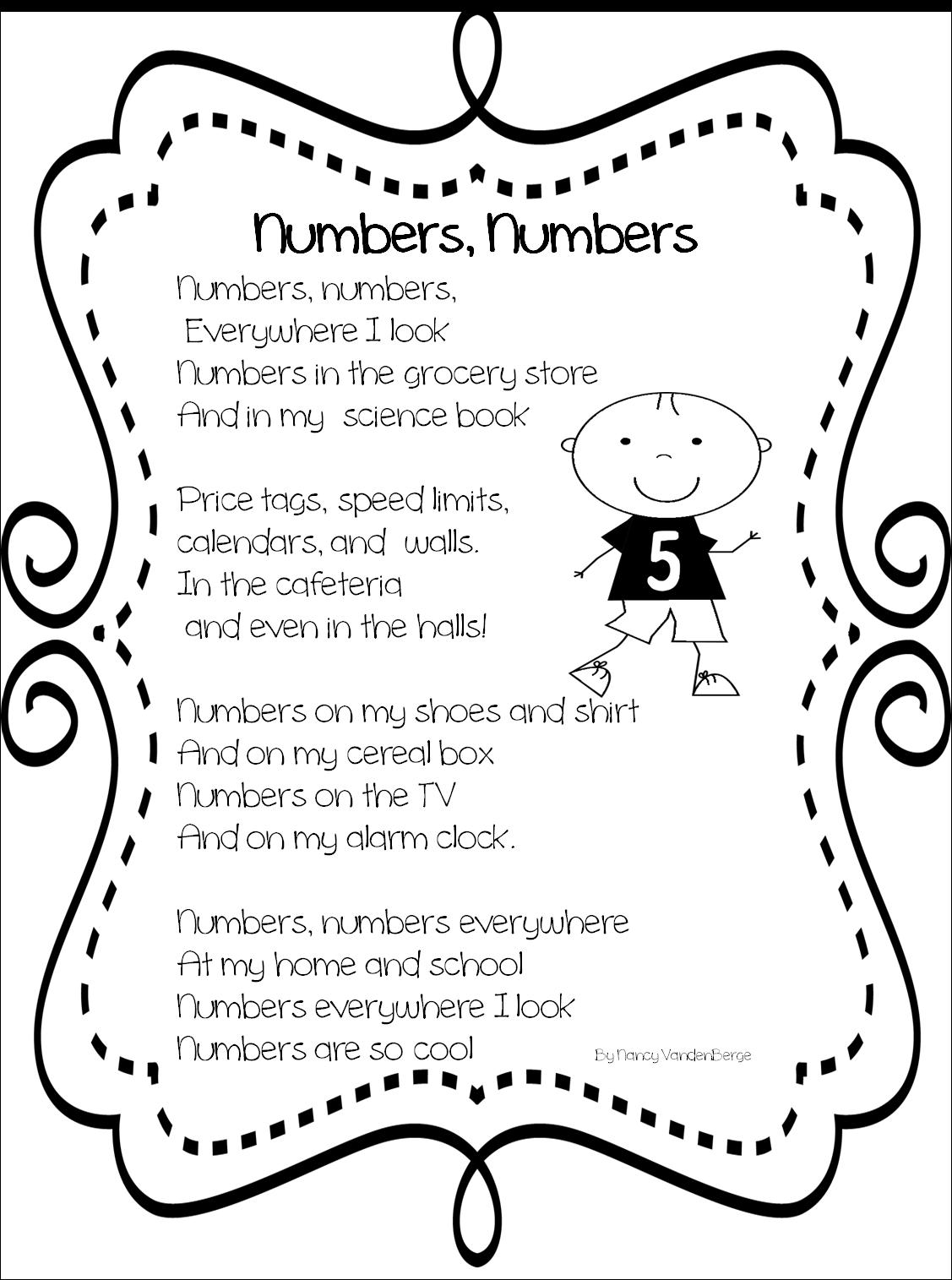math worksheet : first grade wow interactive math notebook : Math Poems For High School Geometry