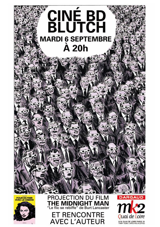une rencontre mk2 Marseille