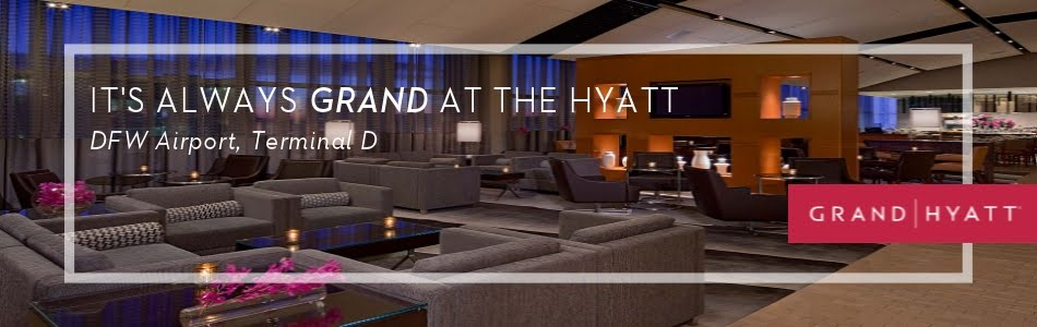 It's Always Grand at the Hyatt DFW