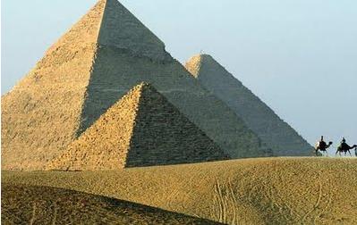 Rupa Dalaman Di Dalam Piramid