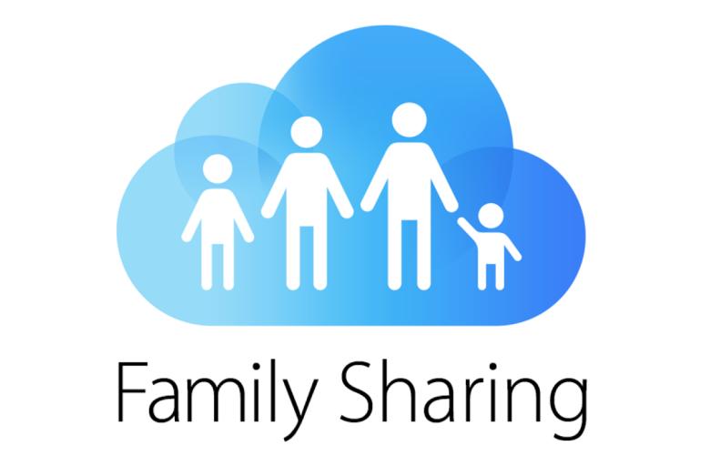 Apple's Family Sharing